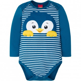 Body Masculino Infantil Cotton Kyly