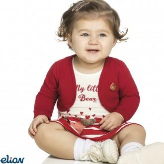 Imagem - Vestido com bolero - ELIAN - 478349_2037-CREME