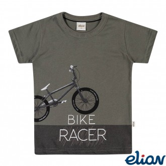 Camiseta Masculina Infantil Elian