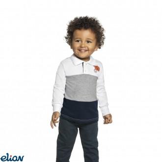 Camisa polo para bebês - ELIAN