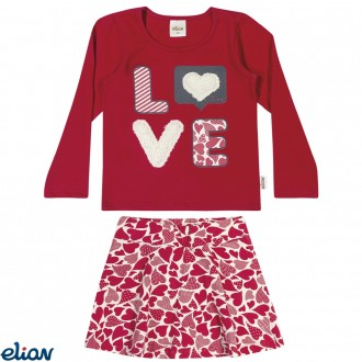 Conjunto de cotton - ELIAN