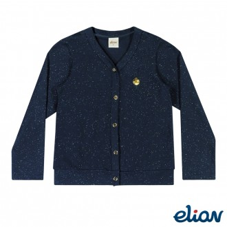 Cardigan de Cotton Elian