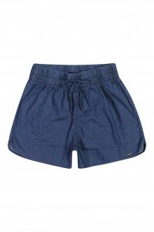 Imagem - Shorts Feminino Juvenil em Jeans Lya - Elian - 478910_6751-MARINHO-6751-MARINHO