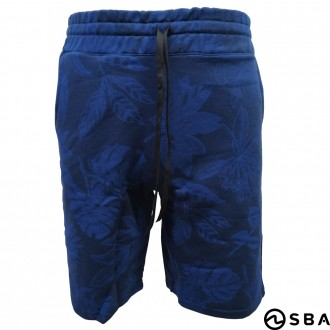 Shorts De Moletom Masculino Adulto - World Blue