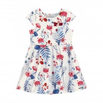Vestido para Bebê de Malha Farvo - Alakazoo!