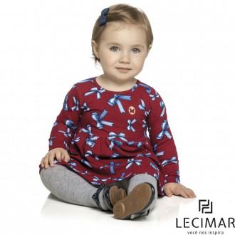 Imagem - Vestido Cotton Stretch Feminino Lecimar - 479959_4017-CEREJA