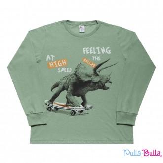 Camiseta Malha Masculino Pulla Bulla