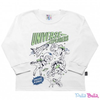 Imagem - Camiseta Meia Malha Pulla Bulla - 2037061_BRANCO-