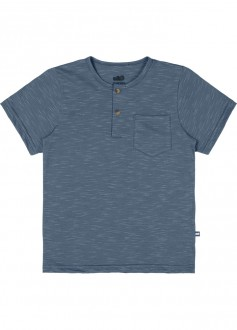 Camiseta Masculina Meia Malha Jet Infantil - MARLAN