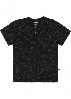 Imagem - Camiseta Masculina Meia Malha Jet Infantil - MARLAN - 494258_PT0001-PRETO-PT0001-PRETO