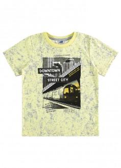 Camiseta Masculina Malha Flamê Infantil - MARLAN