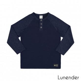 Imagem - Camiseta Malha Masculino Mouline Lunelli - 1393503_16062-MARINHO ACTION