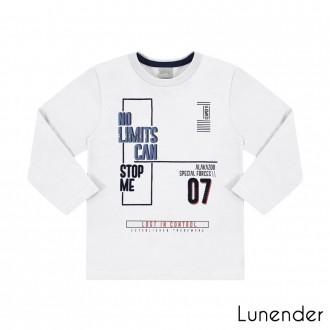 Camiseta Meia Malha Masculino Lunelli