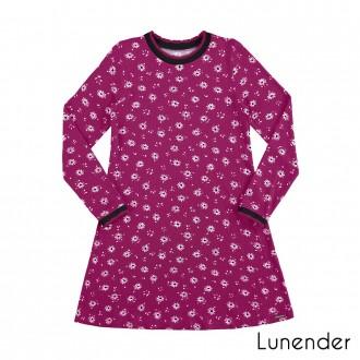 Vestido Malha Canelada Lunelli