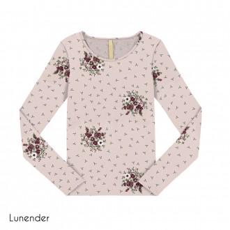 Imagem - Blusa de Malha Estampada Lunender - 1679026_15130-ROSA CANDYLA