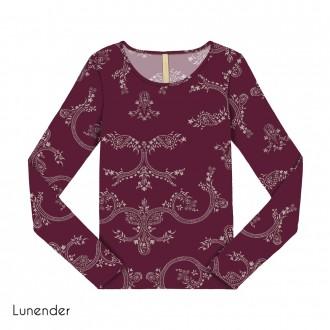 Blusa de Malha Estampada Lunender