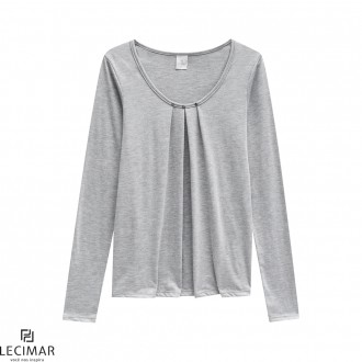 Blusa Viscoplus New Feminina Lecimar