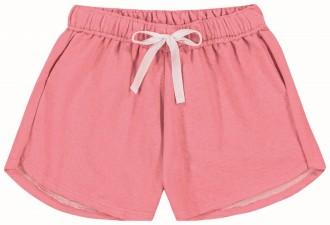 Shorts Feminino Adulto de Moletinho Malibú - Lecimar;