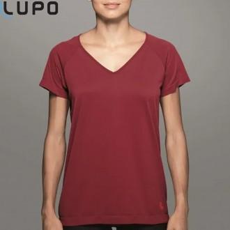Imagem - Camiseta Comfortable Fem Lupo - 2109259_5680-VERMELHO INTENSO