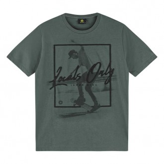 Camiseta Masculina Juvenil - LEMON