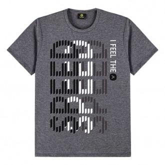 Imagem - Camiseta Juvenil - Lemon - 1532250_0483-MESCLAGRAFITE