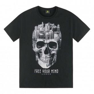 Imagem - Camiseta Malha Estampada Masculino Juvenil Lemon - 1532264_9010-PRETO