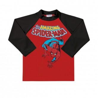 Camiseta Marvel Tecnologia UV e DRY Masculino Infantil Marlan