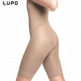 Imagem - Bermuda Up Line Slim Plus Size Lupo - 209187_6540-PO DE ARROZ