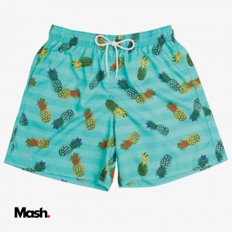 Short Estampado Masc Mash