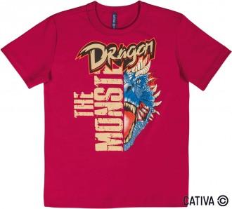 Imagem - Camiseta Meia Malha Infantil Masculino - Cativa - 10704_4771-VERMELHO