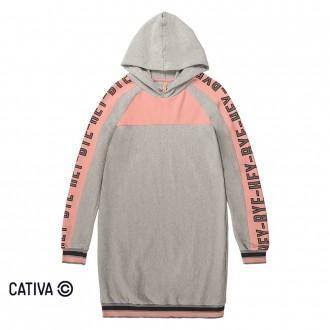 Vestido de molecotton - CATIVA