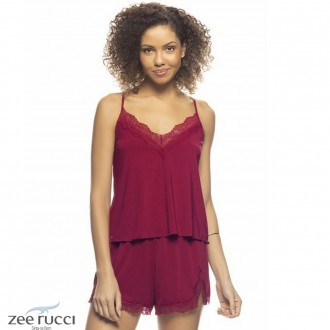 BabyDoll Floral Lace - Zee Rucci