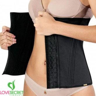 Corset/Cinta 8 Barbatanas Love Secret