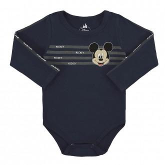 Imagem - Body Mickey masculino - Marlan - 494141_AZ0001-MARINHO