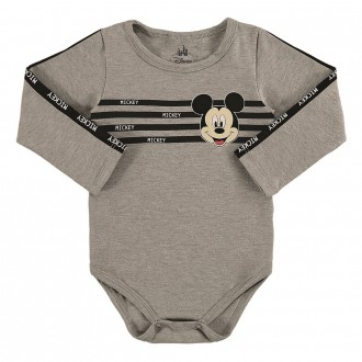 Body Mickey masculino - Marlan