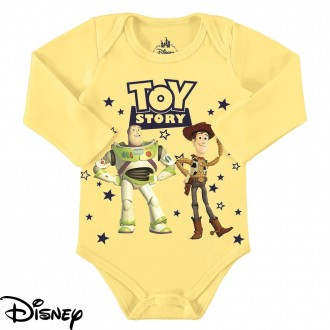 Body em Sudiene Toy Story Masculino Disney - Marlan