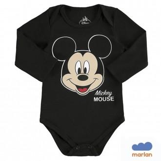 Body Masculino Sudiene Mickey Disney - Marlan