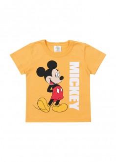 Camiseta Masculina Mickey Para Bebê - MARLAN