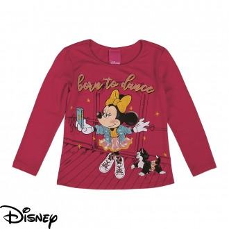 Blusa de Viscose Feminino Disney - Cativa
