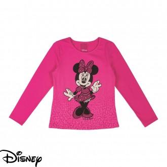 Imagem - Blusa de Cotton Feminino Disney - Cativa - 10672_4735-PINK