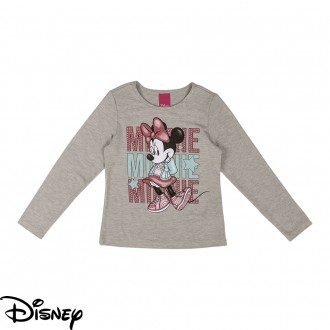 Imagem - Blusa de Viscose Feminino Disney - Cativa - 10674_9000-CINZA