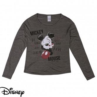 Imagem - Blusa Mickey Juvenil Disney - Cativa - 10677_9012-MESCLA ESCURO