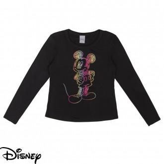 Blusa de Viscose Feminina Infantil Disney - Cativa