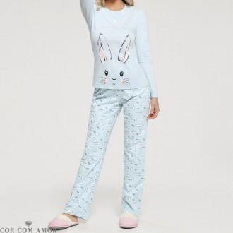 Imagem - Pijama de Malha Cor com Amor - 965280_10610