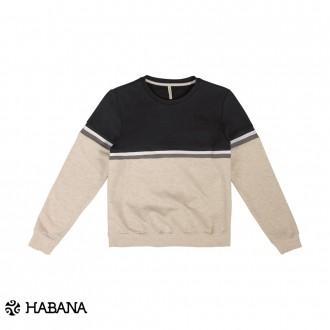 Blusão de Moletom Feminino Habana
