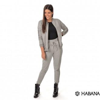 Jaqueta de Moletom Feminino Cativa - Habana