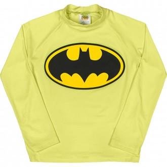 Imagem - Camiseta Truelife UV e DRY Masculina Infantil Batman Marlan - 494309_AMARELO FLUOR-AMARELO FLUOR
