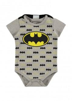 Imagem - Body De Cotton Masculino Batman - MARLAN - 494271_CZ0017---MESCLA STONE