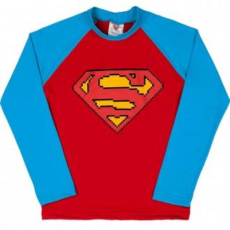 Imagem - Camiseta Superman Tecnologia UV e DRY Masculino Infantil Marlan - 494305_TOMATE-TOMATE