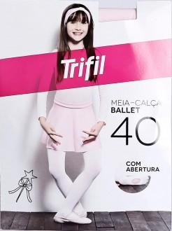 Meia Calça Infantil Ballet - Trifil